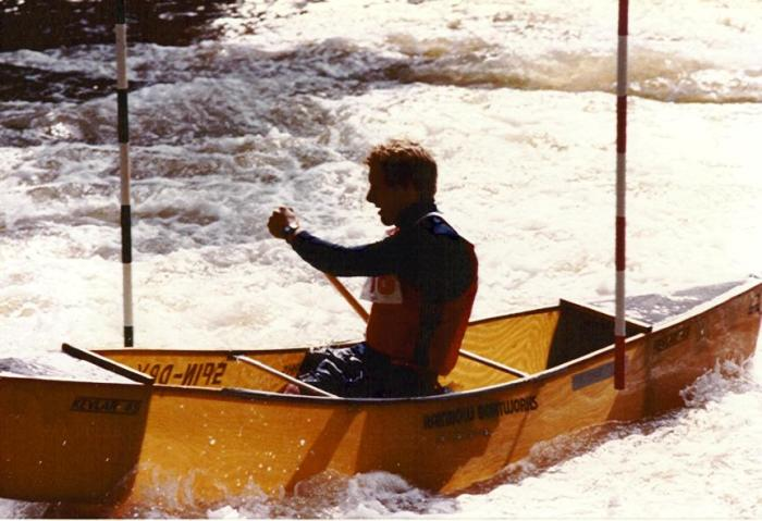 1984 open canoe national champ
