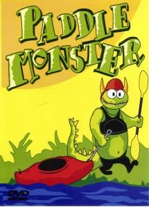 Paddlemonster DVD