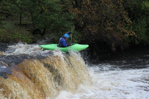 Wain Wath Falls, River Swale.