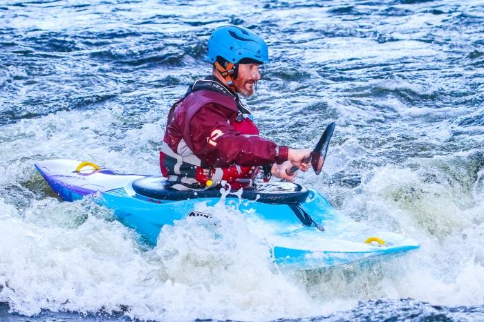 Pyranha Loki Kayak